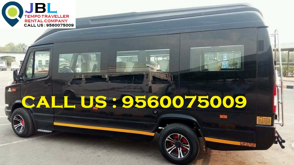 Tempo Traveller for Landour Uttarakhand