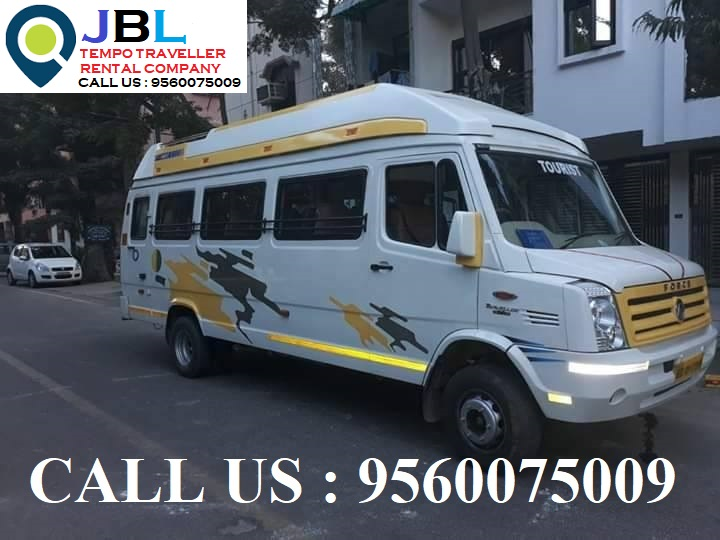 Tempo Traveller for Rajaji National Park Uttarakhand